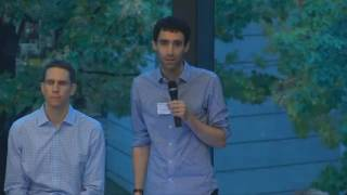Sabrina Atienza, Anthony Goldbloom, Sean Gourley, Tomi Poutanen - New Applications of AI