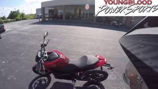 10. Overview   Electric Motorcycle   2016 Zero SR   First Time Riding
