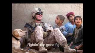 Brantley Gilbert - One Hell of an Amen (with lyrics) Military tribute
