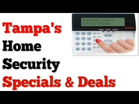 Wireless Home Security Systems Tampa FL (888) 863 3443
