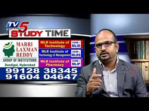 Study Time | EAMCET 2014 Counselling |  How to Select Colleges and Courses : TV5 News