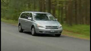 2008 Kia Sedona Video Test Drive