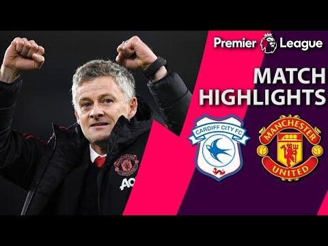 Video: Cardiff City v. Man United | PREMIER LEAGUE MATCH HIGHLIGHTS | 12/22/18 | NBC Sports