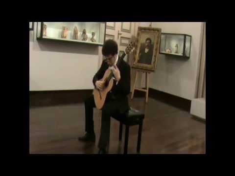 Andrea De Vitis - Contemporary Guitar Fest