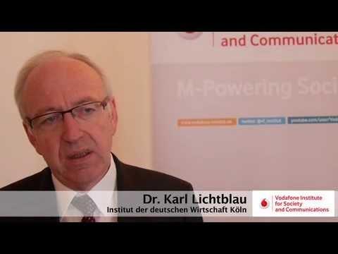 Vodafone Institut: Studie zu den Potenzialen mobiler Technologien in Gesellschaften