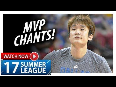 Ding Yanyuhang Full Highlights vs Celtics (2017.07.15) Summer League - 11 Pts, MVP Chants! - Thời lượng: 2:53.