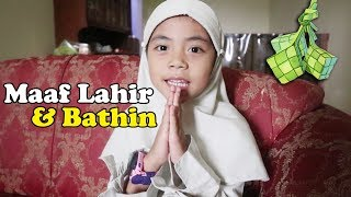 Video Seharian Bersama Yaya di Hari Lebaran | Mohon Maaf Lahir dan Bathin MP3, 3GP, MP4, WEBM, AVI, FLV Juli 2019