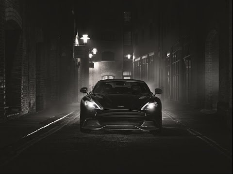 Aston Martin Vanquish Carbon Edition Revealed [Photo Gallery]