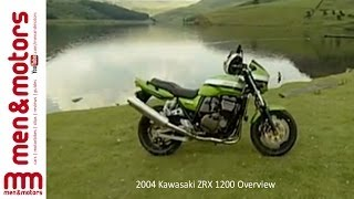 4. 2004 Kawasaki ZRX 1200 Overview
