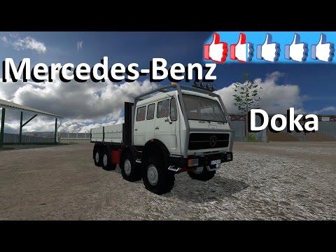 Mercedes Benz DoKa v1