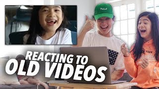 Video Reacting To Our Old Funny Videos!! | Ranz and Niana MP3, 3GP, MP4, WEBM, AVI, FLV Mei 2019