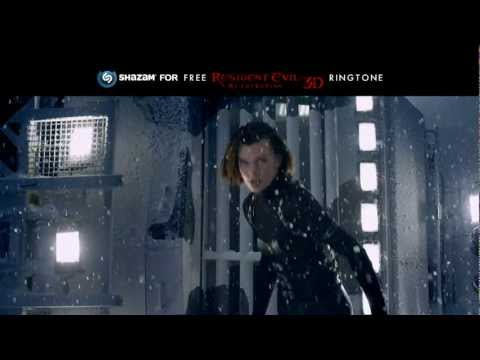 Resident Evil: Retribution (TV Spot 'Shazam')