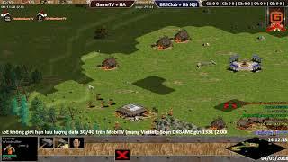 4vs4 Random | GameTV Cũ vs Liên Quân | Ngày: 04-03-2018. BLV: Gman