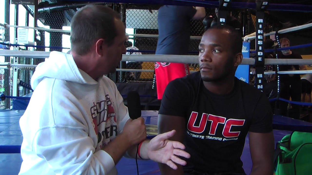 UTC's Leon Edwards interview ahead of UFC Glasgow