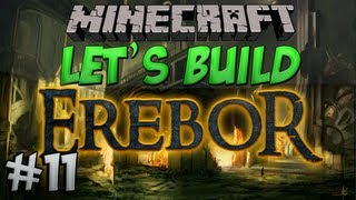 Let's Build - Erebor - #11 - Extra Houses