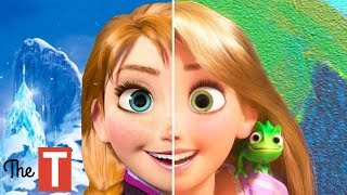 Video 5 Disney Princess Connections You Should Have Noticed MP3, 3GP, MP4, WEBM, AVI, FLV Maret 2018