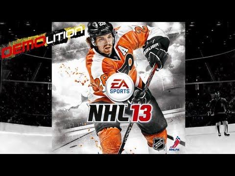 Прохождение Демо NHL 13 с комментариями