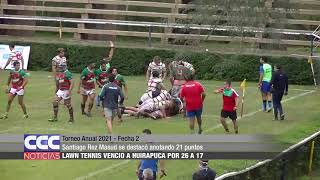 Torneo Anual 2021 - Fecha 2