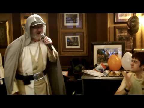 STAR WARS RAP | MC LUKE SKYWALKER
