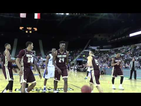 Highlights: Top 5 Plays from Islanders MBB's Win Over Texas State