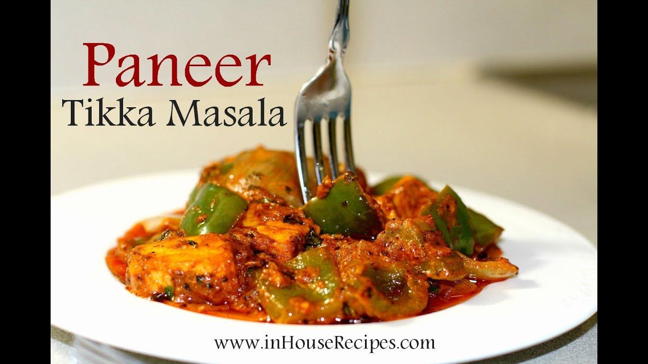 Paneer Tikka Masala – Hindi With English Subtitles