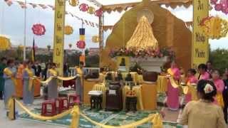 Lễ Chiêm Bái Phật Ngọc Hòa Bình Thế Giới Tại Marseille France