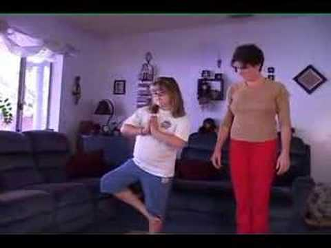 Watch video Down Syndrome Exercise: Yoga