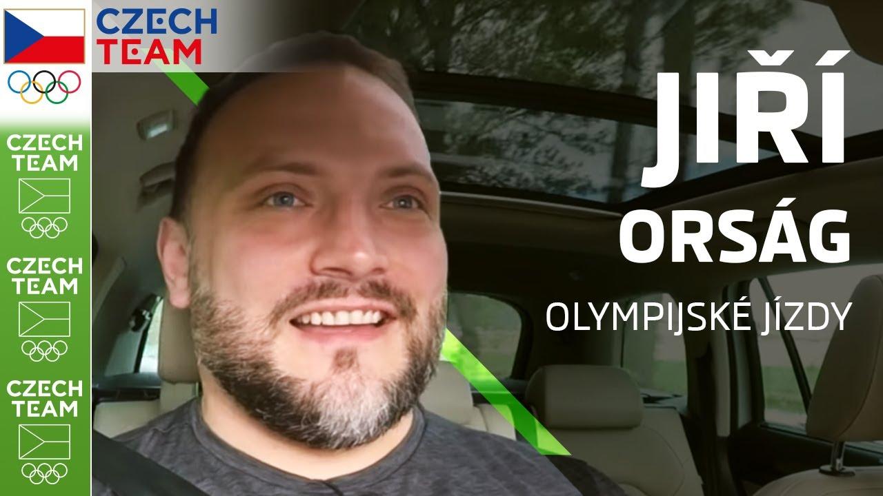 POZOR, SVALY! Škoda olympijská jízda s Jiřím Orságem