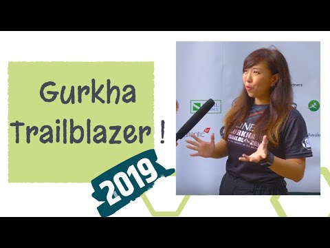 (QNET Gurkha Trailblazer 2019   Rita Suttarno - Duration: 4 minutes, 34 seconds.)