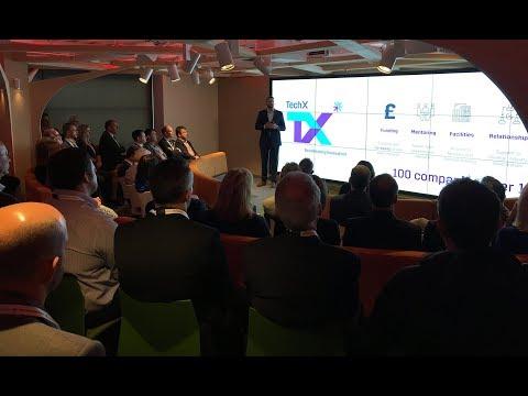 TechX mentors and partners