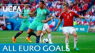 Video All 108 UEFA EURO 2016 goals: Watch every one MP3, 3GP, MP4, WEBM, AVI, FLV Juli 2018