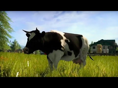 Farming Simulator Official Nintendo Switch Edition Reveal Trailer