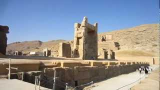 Persepolis | Overview Of Ancient Persian City | UNESCO World Heritage Site | Travel To Iran 2012