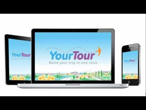 YourTour.com, Build your trip in one click !