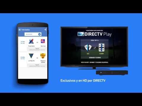 Video of Comunidad Del Rugby App