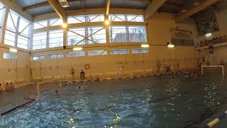 Водно-спортивный клуб Дельфин. Школьная лига. Дельфин - Акватика, 21.01.2018