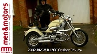 4. 2002 BMW R1200 Cruiser Review