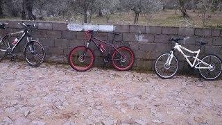 BTT por caminhos desconhecidos no concelho de Murça