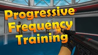 Get Better Aim with Progressive Frequency Training