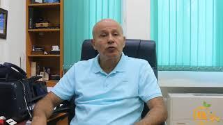 المركز الجماهيري يُلخص عاماً من الفعاليات بلقاء مع مديره السيد إبراهيم أبو شندي