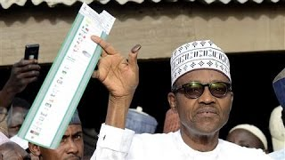 Buhari Wins Presidential Election In Nigeria