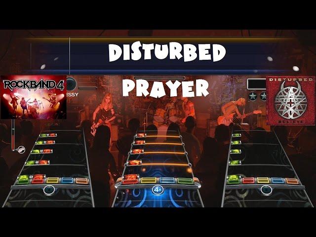 Disturbed-prayer-rock