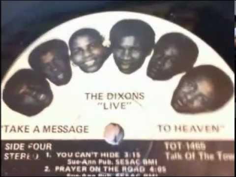The Dixon Singers   Prayer Of The Road   Black Gospel Quartet   Jackson Mississippi Gospel