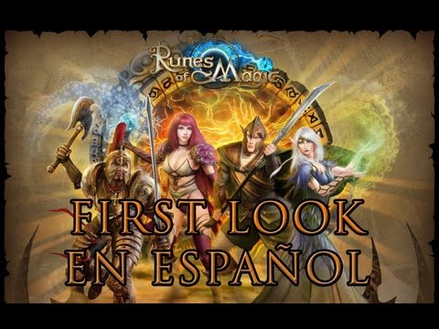 Runes of Magic Online Gameplay/Comentario en Español