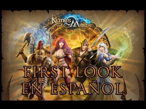 Runes of Magic Online Gameplay/Comentario en Español