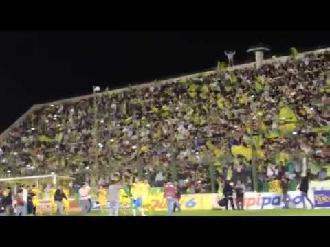 Final del partido y el festejo - La Banda de Varela - Defensa y Justicia