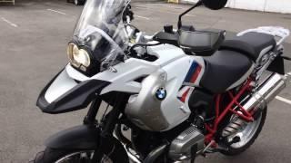 6. BMW R1200GS TU Rallye