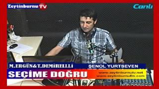 CHP MeclisÜyesi Şenol Yurtseven Zeytinburnu FM'de Seçime Doğru'da