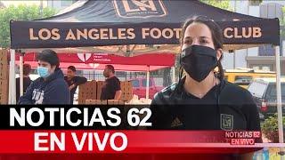 Fundación de LAFC y la organización social unen fuerzas para ayudar a los más necesitados – Noticias 62 - Thumbnail