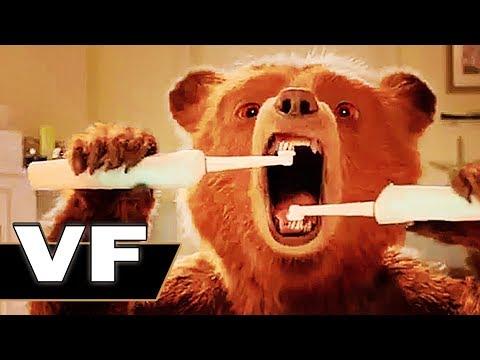 PADDINGTON 2 Bande Annonce # 2 VF ✩ Animation, Famille (2017)